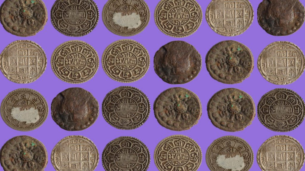 COINS FROM MEDIEVAL PERIOD